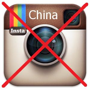 Instagram在中国